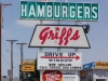 Albuquerque, New Mexico - Griff's Hamburgers