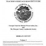 Teacher's Heritage Resource Guide Morgan County Volume 2 - Document Cover