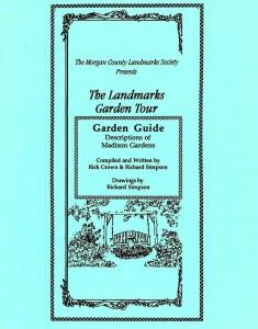A Garden Guide, Descriptions of Madison Gardens
