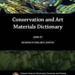 Conservation and Art Materials Dictionary (2000-07):