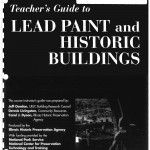 Teacher's Guide to Lead Paint and Historic Buildings - Document Cover