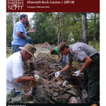 Stone Wall Repair Workshop: Ellsworth Rock Gardens (2007-08):