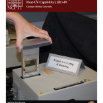 Development of a Micro-fading Tester with Near-UV Capability (2011-09):