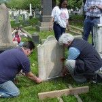 Congressional Cemetery Comprehensive Condition Assessment Conducted:
