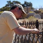 Cemetery Conservation Workshop Held in Virginia City, NV: