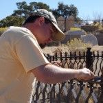Cemetery Conservation Workshop Held in Virginia City, NV