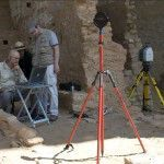 3D laser used to document archeological sites