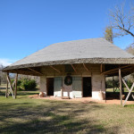 Along the Banks: African House: African House