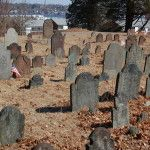 New England Cemetery Monument Conservation Workshop: