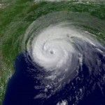 Hurricane Rita, September 22, 2005. Photo: NOAA.