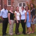 NCPTT 2010 Summer Interns. (Left to Right) Cameron Tillman, Anna Muto, Stephanie Nelson, Caitlin Oshida, Kimberly Martin and LaRanda Spann.