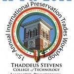 Preservation Trades Workshop, August 2-6, 2011:
