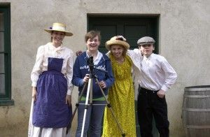 Journey Through Hallowed Ground: Students bring stories of the past to life through a unique middle school program.