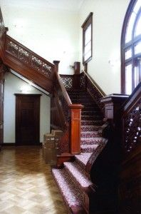 McCormick Goodhart Mansion Staircase (After)