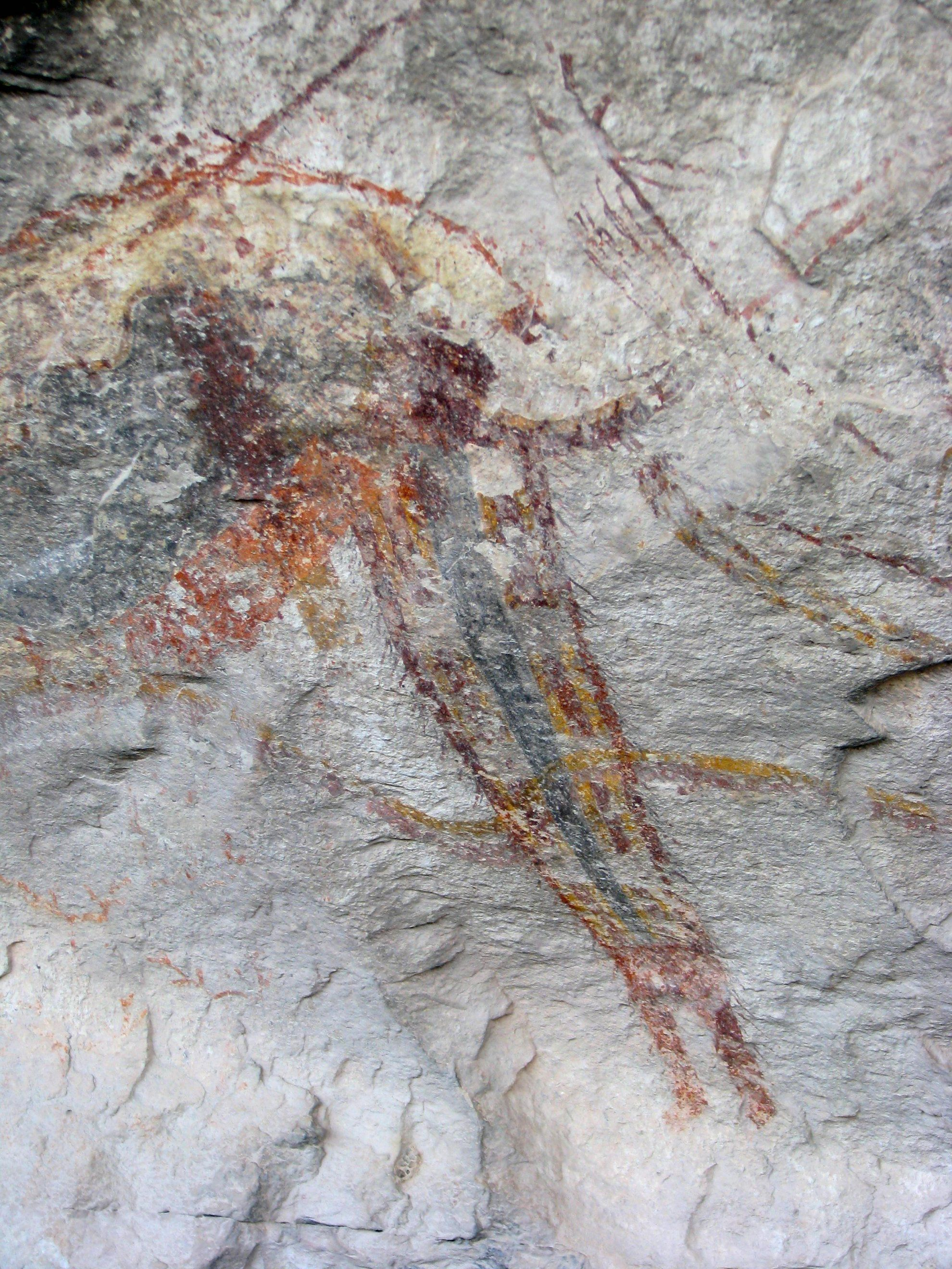 Pecos Rock Art