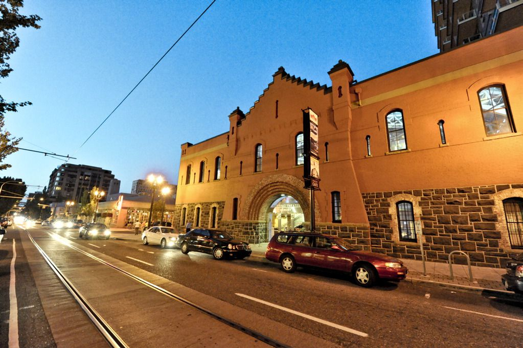 The First Regiment Armory Annex in Portland, Oregon was the first building on the National Register to achieve LEED Platinum Certification.