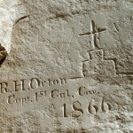 Climate Change at El Morro: Understanding how inscriptions erode