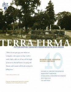 Terra Firma, Mourning Glory: Preserving Historic Cemeteries
