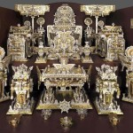 James Hampton's Throne of the Third Heaven of the Nations' Millennium General Assembly: