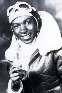 Captain Robert Marshall Glass, 332nd Fighter Group. Photo courtesy of Tuskegee Airmen National Historic Site.