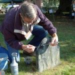 NCPTT holds sixth Cemetery Monument Conservation Workshop: