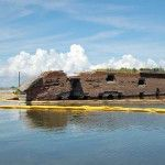 Fort Livingston, Grand Terre Island