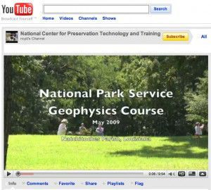 NPS Geophysics Course