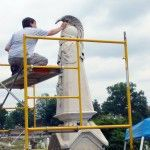 NCPTT completes Historic Congressional Cemetery Monuments Study: