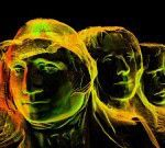 3D laser scan of Mount Rushmore