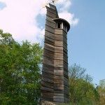 romeo and juliet tower, taliesin