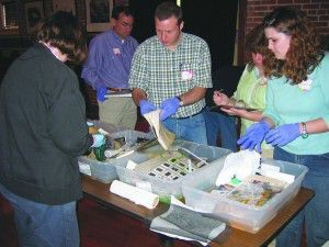NCPTT Wet Recovery Workshop in 2008.