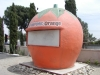 Fontana, California - Orange Stand
