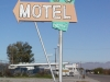 Needles, California -66 Motel Sign