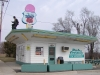 Joliet, Illinois - Rich and Creamy Ice Cream Stand