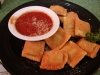 Litchfield, Illinois - Fried Ravioli at Ariston Cafe
