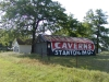 Chandler, Oklahoma - Meramec Caverns Barn Billboard