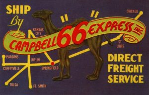 Campbell 66 Express