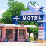 Blue Swallow Motel - Tucumcari, NM
