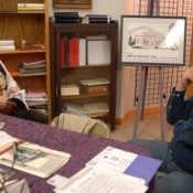 Boots interview - Robert Boots and Tommy Pike at Powers Museum. Route 66 Association of Missouri.