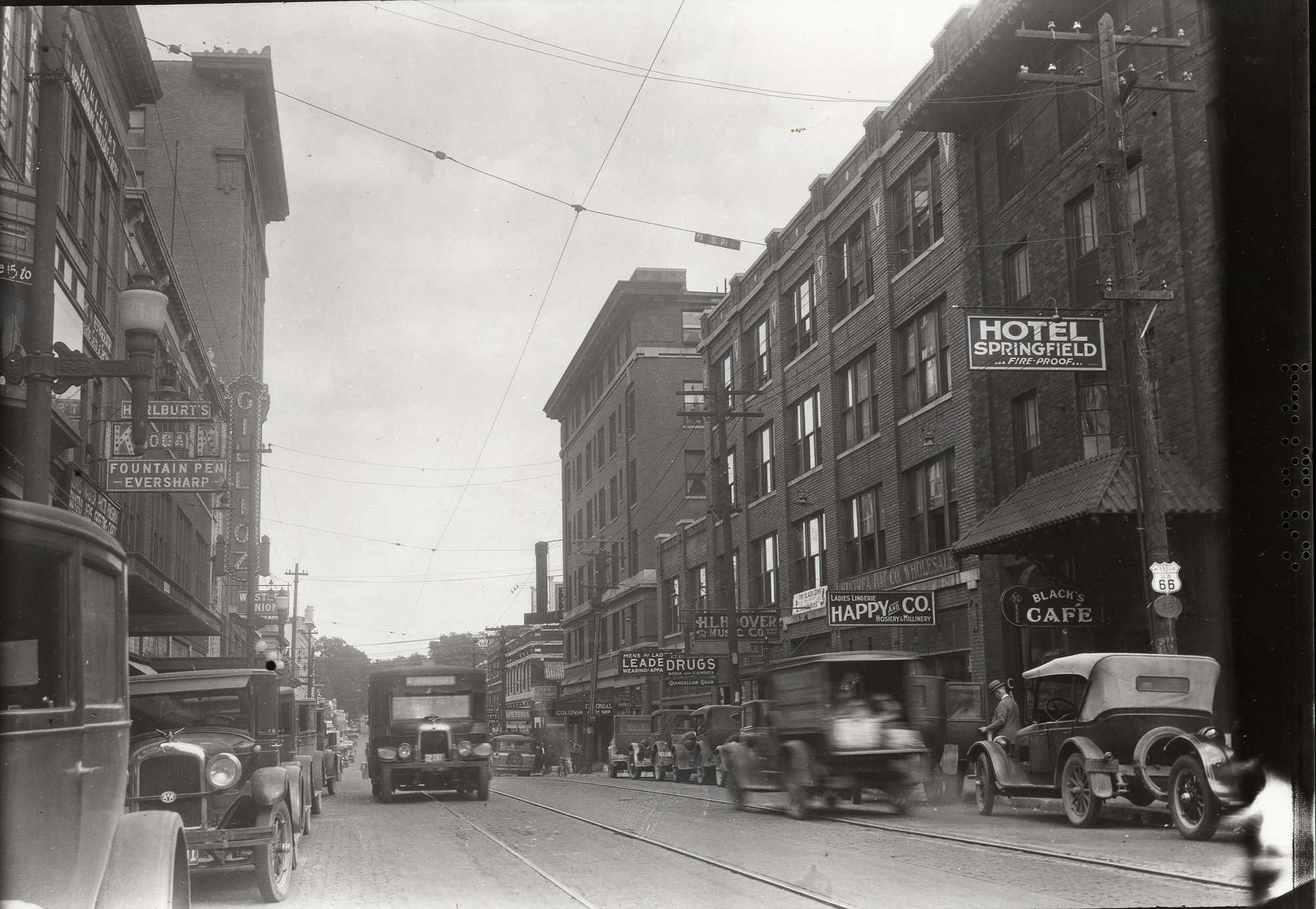 Springfield, Missouri in 1926