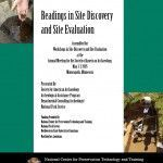 Readings in Site Discovery and Site Evaluation (1995-14):