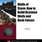 Walls of Stone: How to Build Drystone Walls and Rock Fences (1996-01):