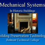 Mechanical Systems in Historic Buildings (1998-20):