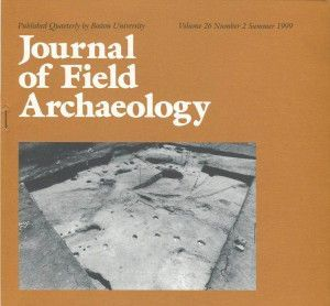 Controlled Archaeological Test Site Facility in Illinois: Training and research in Archaeogeophysics - Journal Cover