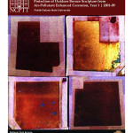 Development and Testing of Organic Coatings for the Protection of Outdoor Bronze Sculpture from Air-Pollutant Enhanced Corrosion — Year 1 (2001-09):