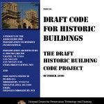Draft Code for Historic Buildings (2002-01):