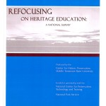 Refocusing on Heritage Education: A National Survey (2004-28):