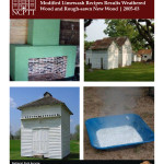 Study on the Durability of Traditional and Modified Limewash Recipes (2005-03):
