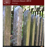 Wooden Artifacts in Cemeteries: A Reference Manual (2007-10):