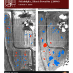 Aerial Thermal Survey of New Philadelphia, Illinois Town Site (2009-03):